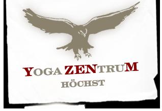 Logo - Yoga ZENtruM Höchst
